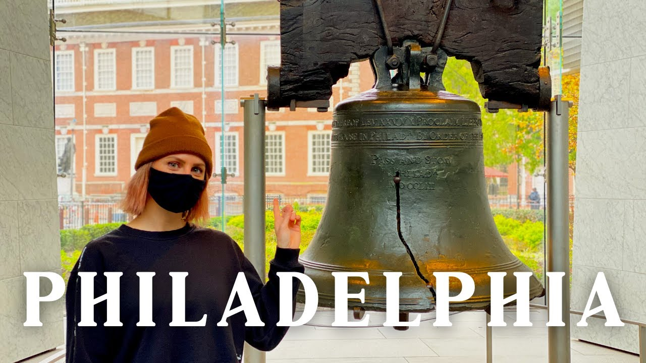Philadelphia during COVID || What to Eat, See & Do