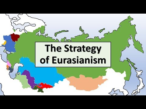The Strategy of Eurasianism
