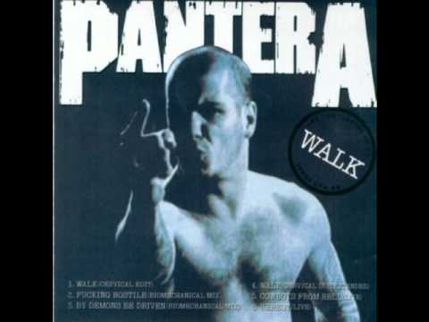Pantera - Fucking Hostile (Biomechanical Remix)