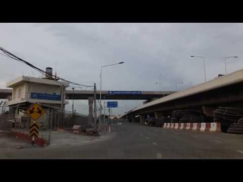 ทดลองใช้ทางด่วน ศรีรัช-วงแหวนรอบนอก จากถนนราชพฤกษ์ไปสะพานพระราม 7
