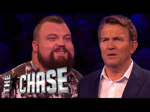 Eddie Hall, The Strongest Man in the World, Reveals What He Has for Breakfast | The Celebrity Chase