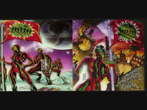 A Tribe Called Quest   Beats Rhymes and Life Full Album