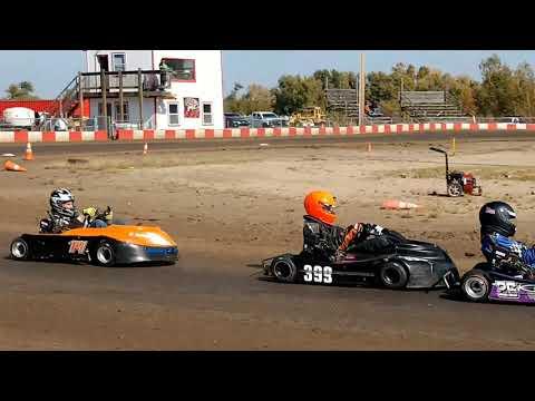 10.26.19 - KC Raceway - Predator - Heat Race #1