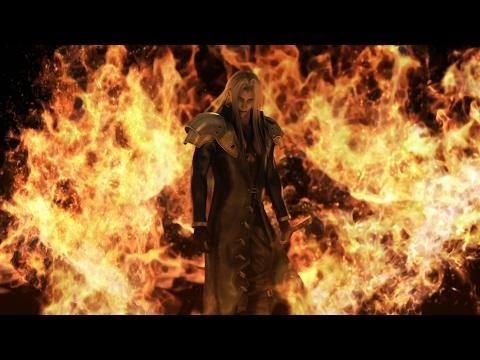 [Mobius FF] - Sephiroth Boss Battle