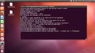 Ubuntu 12.04 Forensics - File Carving using Scalpel
