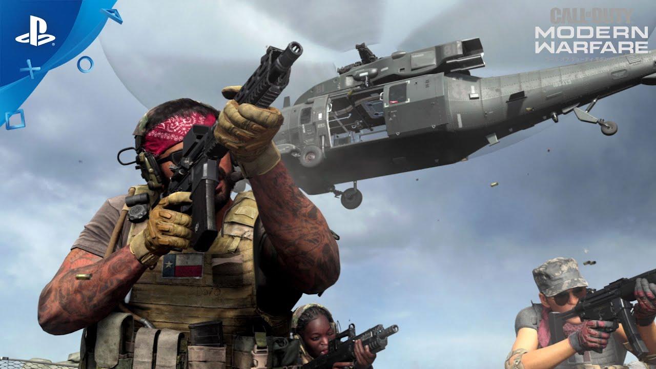 『Call of Duty®: Modern Warfare® 』 - スペシャルオプス トレーラーを見る