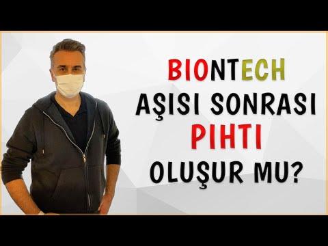 Biontech Aşısı Sonrası Pıhtı Oluşur Mu?   Aşıdan Önce Aspirin Kullanmalıyı Mıyız