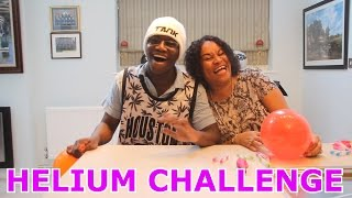 BEST HELIUM CHALLENGE EVER!