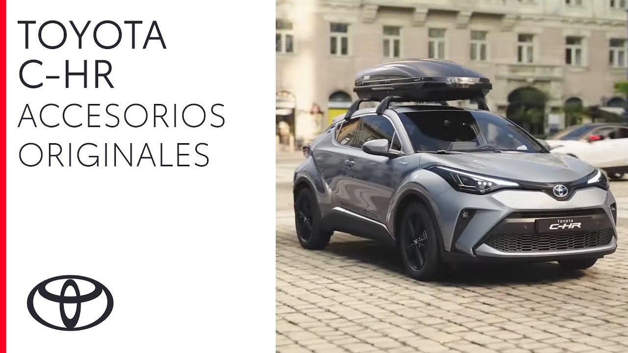 Accesorios Originales Toyota C-HR 2021