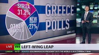 Election Fever: Greeks