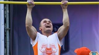 Чемпионат Украины по Street Workout 2015. Deny Montana