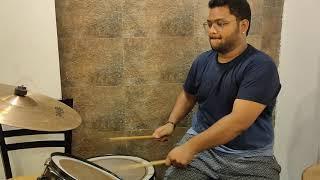 PLAYING SOUTH INDIAN PATTERN | SHUBHAM SALOKHE