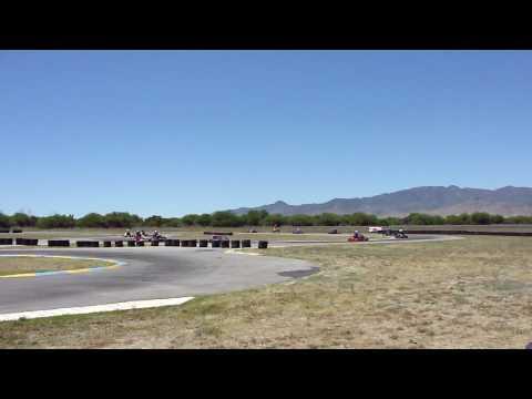 carrera karts circuito campo coyote san luis potos...