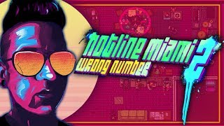 Hotline Miami 2: Wrong Number - Synthwave - Na żywo