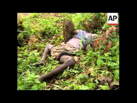 ZAIRE: GOMA: FURTHER EVIDENCE OF REFUGEE'S SUFFERING