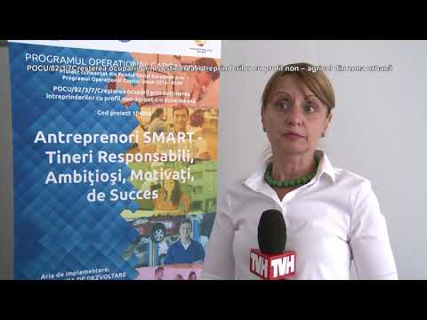 SA 3.1 Furnizare curs Competente Antreprenoriala- Jurnal de Stiri TVH-3.09.2018