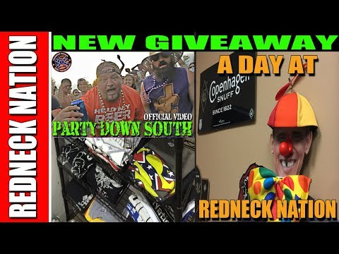 A Day At Redneck Nation HQ and NEW (Giveaway)