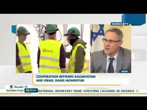 Cooperation between Kazakhstan and Israel gains momentum - Kazakh TV