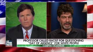Students ask professor to resign for opposing their anti white racist event
