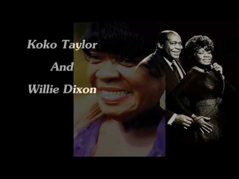 Koko Taylor - Jump For Joy 1990 (Vinyl Full Album)
