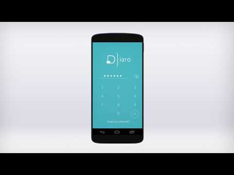 Diaro - diary, journal, notes. Free Android, iOS and Web app.