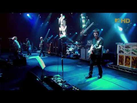 Oasis - Rock 'n' Roll Star (Live Wembley 2008) (High Quality Video) (HD)