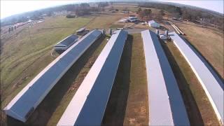 Four House Broiler Farm in Cullman County, AL