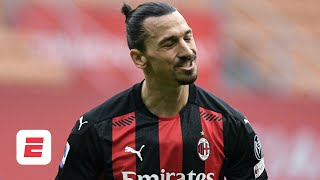 Zlatan Ibrahimovic & AC Milan Have Come Back Down To Earth After Inter Defeat - Bonetti | ESPN FC