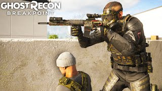 G28 WOLVES SCOUT in Ghost Recon Breakpoint
