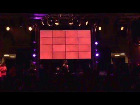 Feder - Blind - Live Lyon - Eurexpo - Foire de Lyon - Radio Scoop
