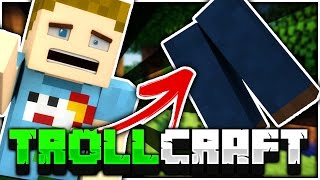 Minecraft | WHO STOLE MY PANTS?! | TROLL CRAFT EP: 01