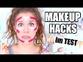 Der ULTIMATIVE SCHMINK-HACKS TEST! ♡ BarbieLovesLipsticks