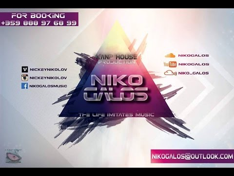 ✪ Niko Galos @ Club Time Radio Show on Katra FM ✪