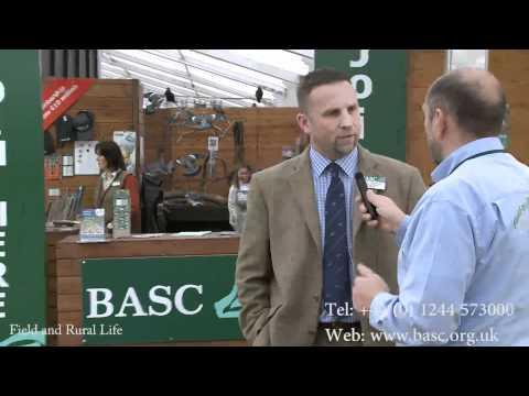 BASC at the British Shooting Show