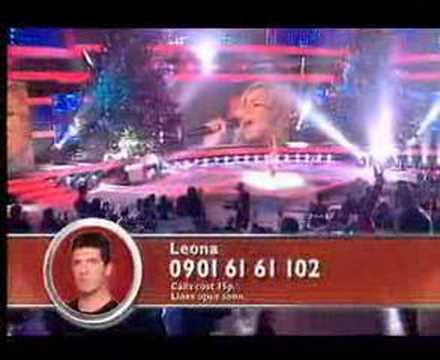 x-factor-final:-leona---i-will-always-love-you