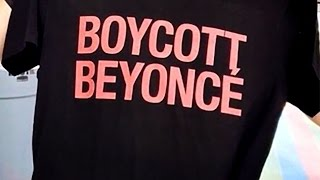 Beyonce Slays Haters by Selling Boycott Beyonce T-Shirts