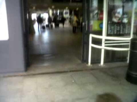 Dublin airport Terminal 1 arrival to Bus Eireann Terminal