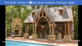 Gambar cover Outdoor kitchen designs with pool | Best of Modern Kitchen Decor Ideas & Design Picture