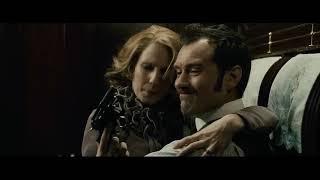 Шерлок Холмс  Игра теней Нападение на Ватсона и Мэри в поезде Появление Холмса
