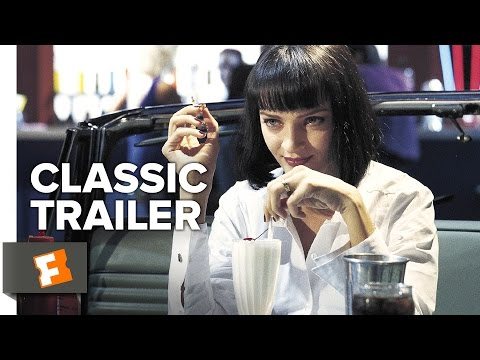 Pulp Fiction (1994) Official Trailer - Samuel L. Jackson, Jo
