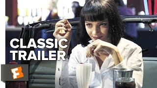 Pulp Fiction (1994) Official Trailer - Samuel L. Jackson, John Travolta Movie HD