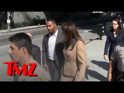 Darren Sharper Leaving Court | TMZ
