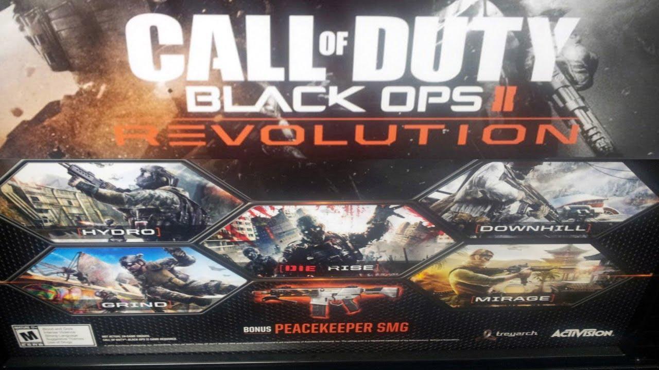 Black ops 2 revolution code generator