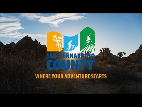 San Bernardino County: Where Your Adventure Begins