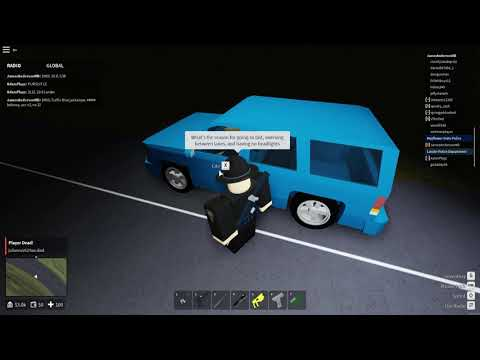 Roblox | Mayflower State Police | Gang STRIKES BACK!!!!