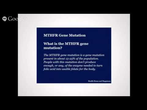 MTHFR, Folate, and The Autism Gene