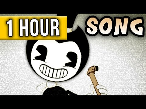 "1 HOUR ► BENDY AND THE INK MACHINE SONG ""Bend You Till You Break"""