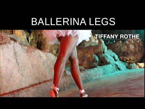 Get in Shape with Tiffany Rothe - Ballerina Legs