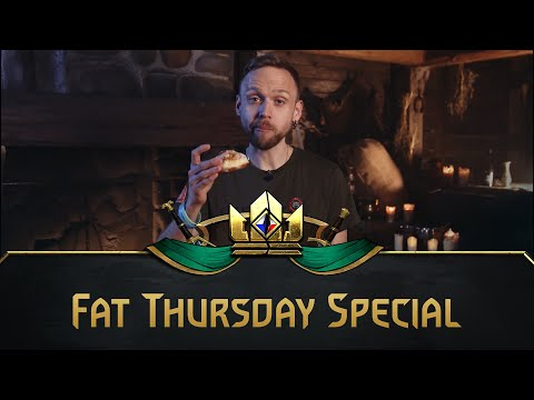 GWENT: The Witcher Card Game | Fat Thursday Special