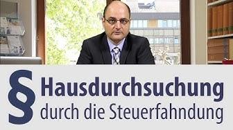 Hausdurchsuchung | Steuerfahndung | Strafverteidiger | Heidelberg